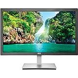"23.6"" AOC HDMI/VGA Ultra Slim Gaming Monitor 1080p Widescreen LED LCD E2476VWM6 (Certified Refurbished)"