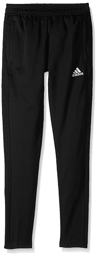 online store 43409 9155d adidas Youth Condivo 18 Training Pants, Black White, XX-Small