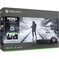 Xbox One X 1TB Console-Metro Saga Bundle - Xbox One X Edition