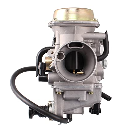 amazon com carburetor for honda 450 trx450es fe fm s fourtrax rh amazon com
