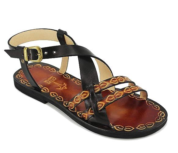 e1aa0437cb4 Amazon.com  Hippie Sandals