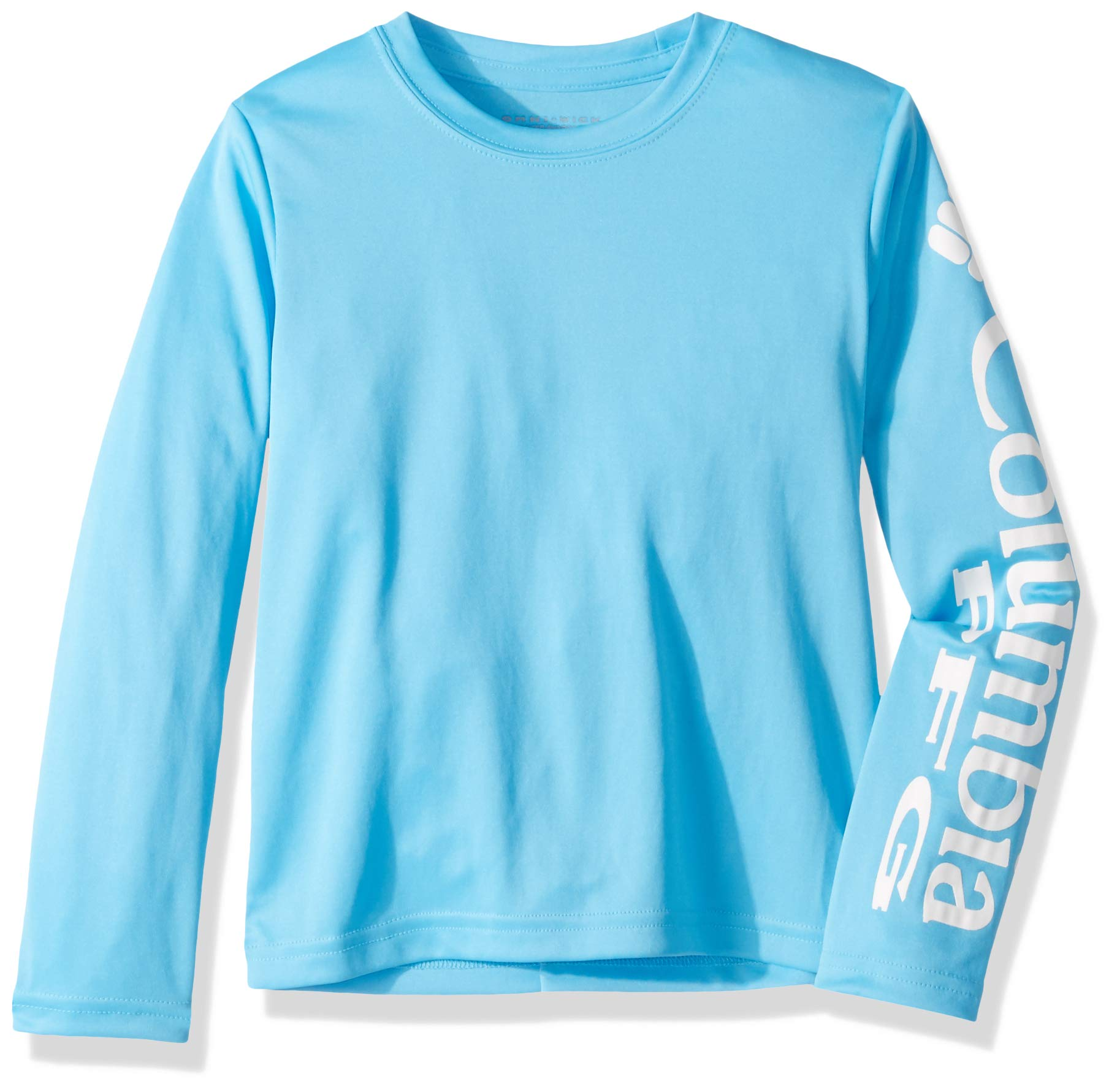 Columbia Boys' PFG Terminal Tackle Long Sleeve Tee , Riptide, X-Large