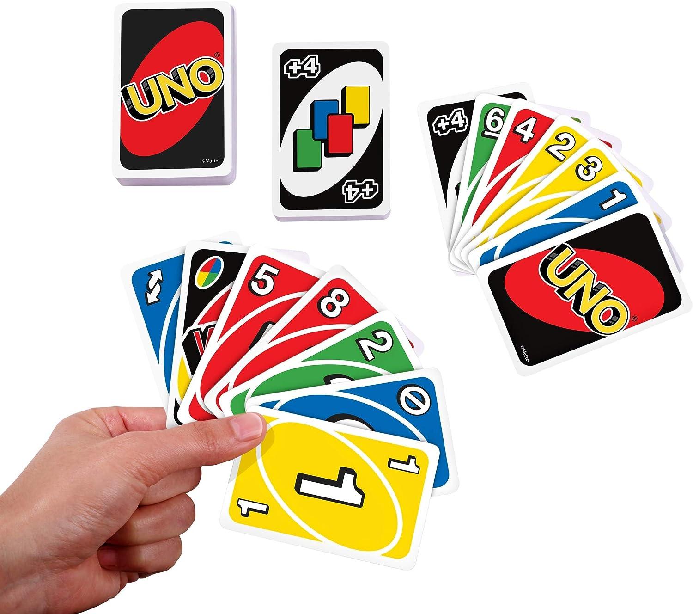 Amazon Prime - UNO Kartenspiel für 3,35€