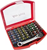 Am-Tech L3352 Colour Coded Bit Set (49 Pieces)