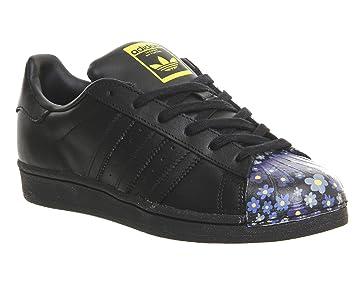 the latest 3d312 06d04 adidas Superstar Pharrell Supershell - Zapatillas para Hombre, Color  Negro Azul, Talla 37