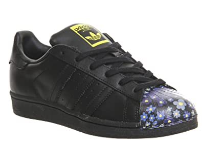 online store c0b2a ae1d8 adidas Superstar Pharrell Supershell Chaussures pour Homme - Multicolore -  Noir Bleu, 37 1