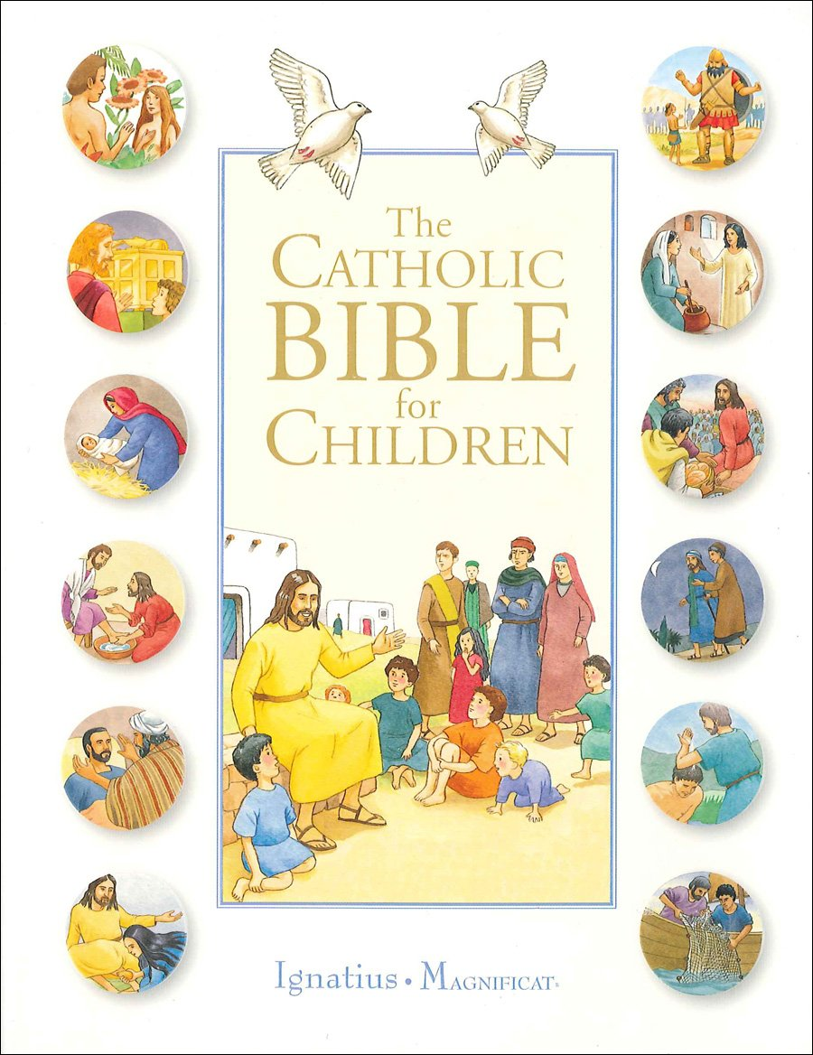 The Catholic Bible for Children ebook