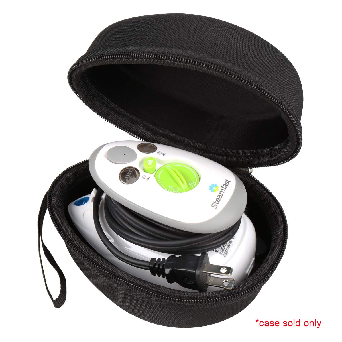 Aproca Hard Carrying Travel Case for Steamfast SF-717 Mini Travel Steam Iron