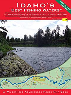 Amazon com: Colorado's Best Fishing Waters: 213 Detailed Maps of 73