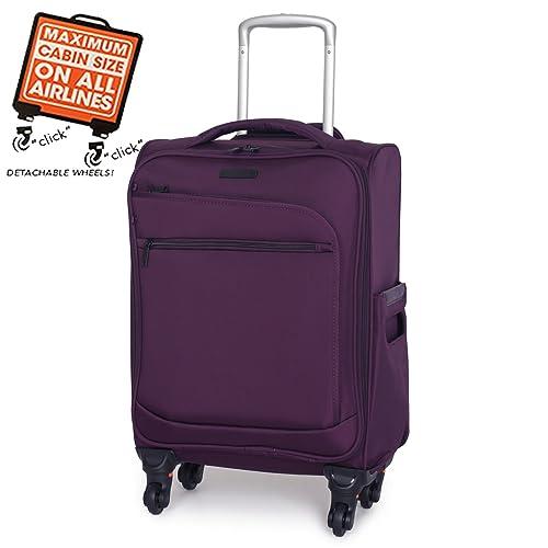 It RuoteAmazon itScarpe Borse Staccabile 7 E Luggage 53 Piccolo Cm ZkuOiXTP