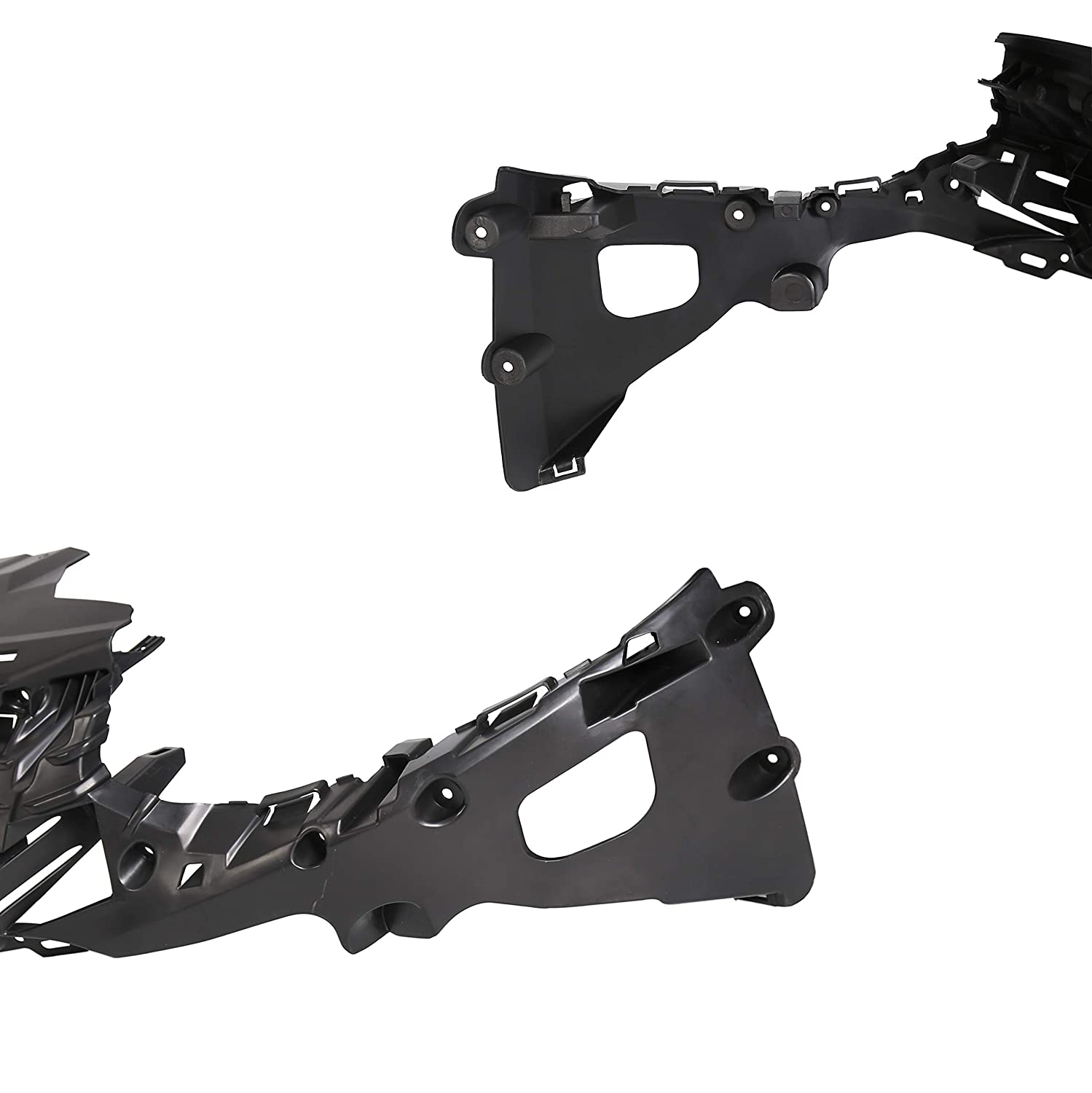 Front Upper Bumper Bracket Mounting Cover Support Bracket for 2012-2014 Ford Focus