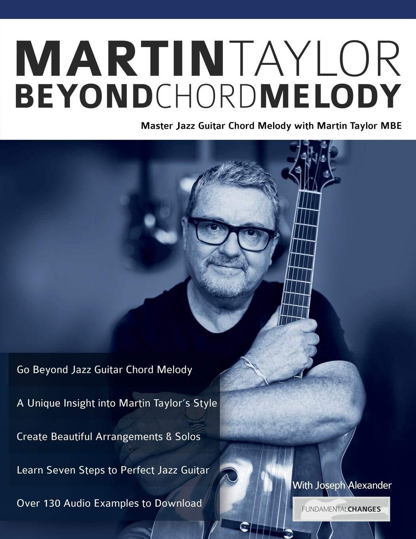 Martin Taylor Beyond Chord Melody Master Jazz Guitar Chord Melody