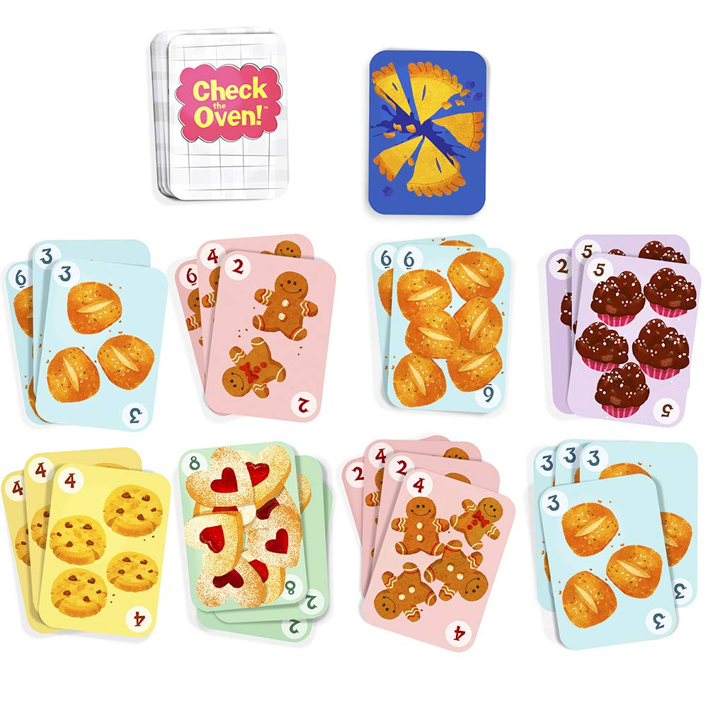 Adding to 12 Card Game for Kids Ages 7 and up Melon Rind Check The Oven!
