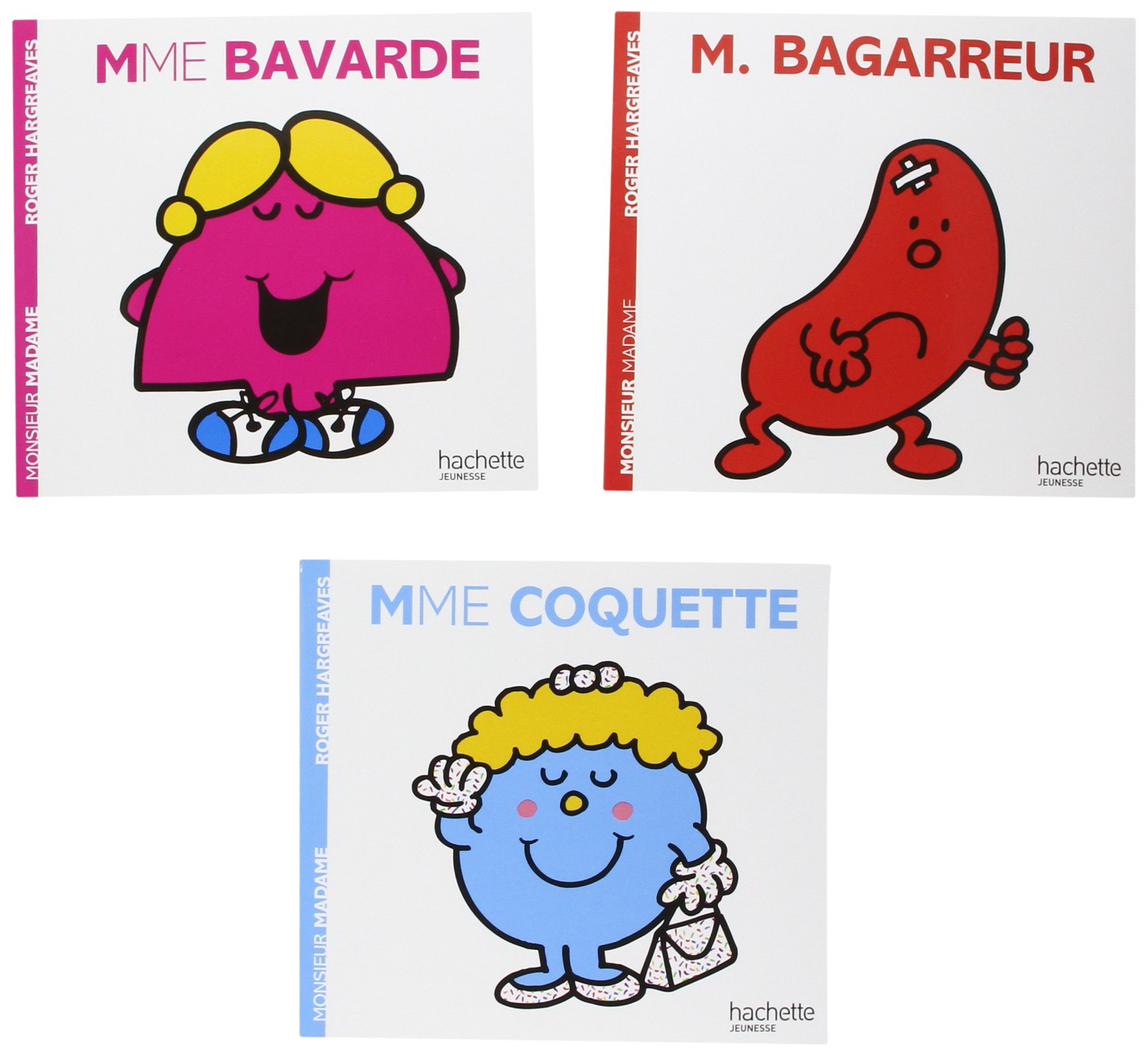 Mon Coffret Monsieur Madame Amazon Ca Collectif Books