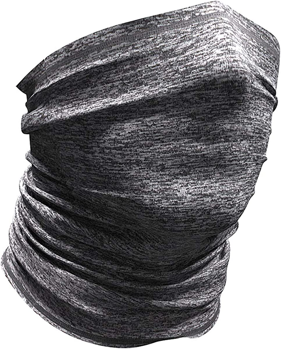 Cooling Neck Gaiters for Men Summer Balaclava Sun UV Bandana Headband for Women