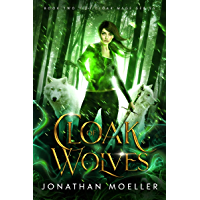 Cloak of Wolves (Cloak Mage Book 2) (English Edition)