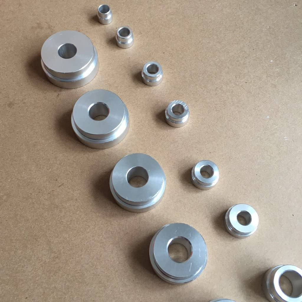 Bushing Bearing Driver Installer Remover Inserting Tool Kit Homyl Herramientas Instalador Removedor Cojinetes Rodamientos