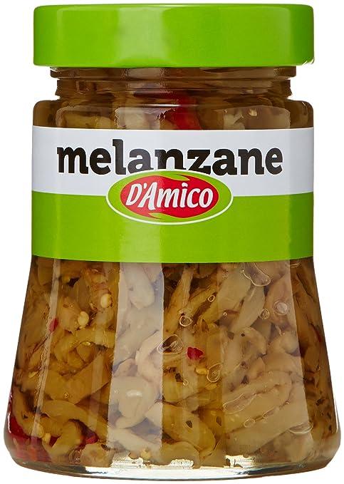 21 opinioni per D'Amico Melanzane A Filetti- 8 pezzi da 280 g [2240 g]