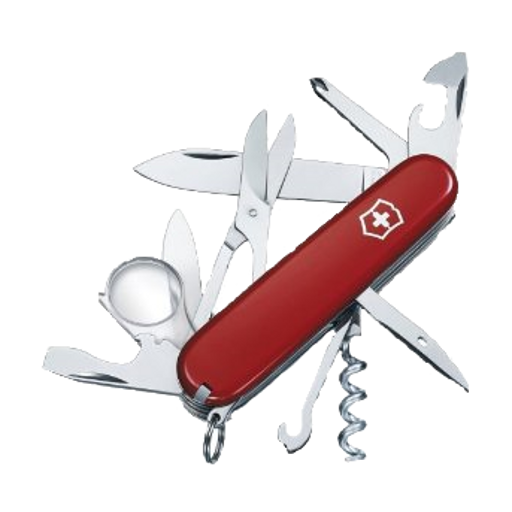 Swiss Army Knife, Outdoor Stuffs