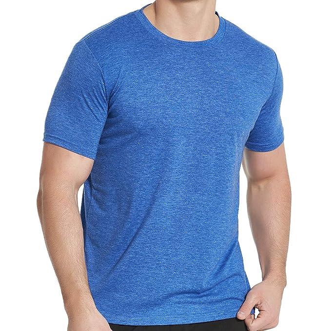 b93e3c7dc8e Men s Cotton Athletic T-Shirts
