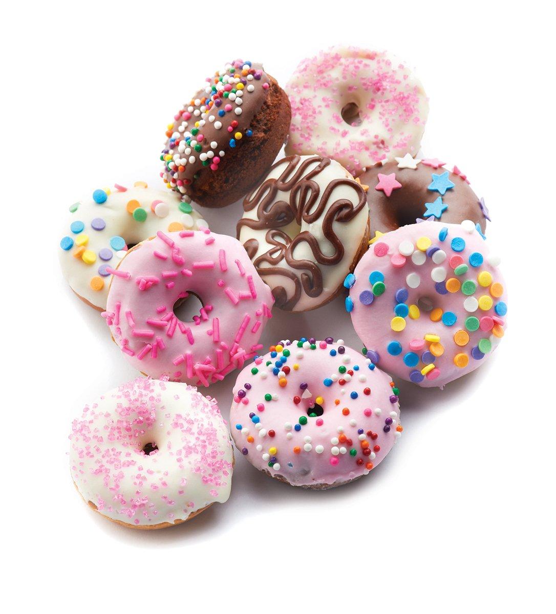 Amazon.com: Betty Crocker BC-2938CO Mini Donut Maker: Kitchen & Dining
