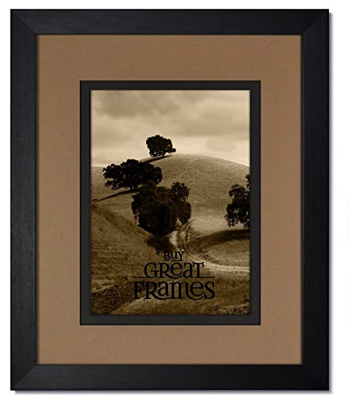 Amazon One 16x20 Madison Black Picture Frame And Clear Glass