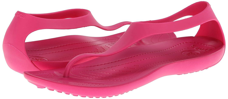 Crocs Serena Flip Women Heels Sandals