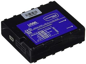 Sherlog LOC-500 - Sistema de localización GPS con Acceso App, Color Negro