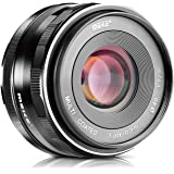 Meike 35mm f1.7 Large Aperture Manual Focus APSC Lens for Fujifilm X Mount Mirrorless Camera X-T3 X-H1 X-Pro2 X-E3 X-T1…