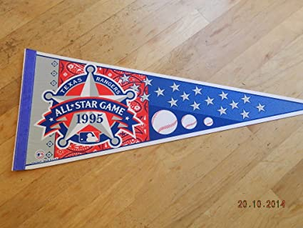Amazon.com: 1995 Mlb Texas Rangers All Star Game Baseball ...
