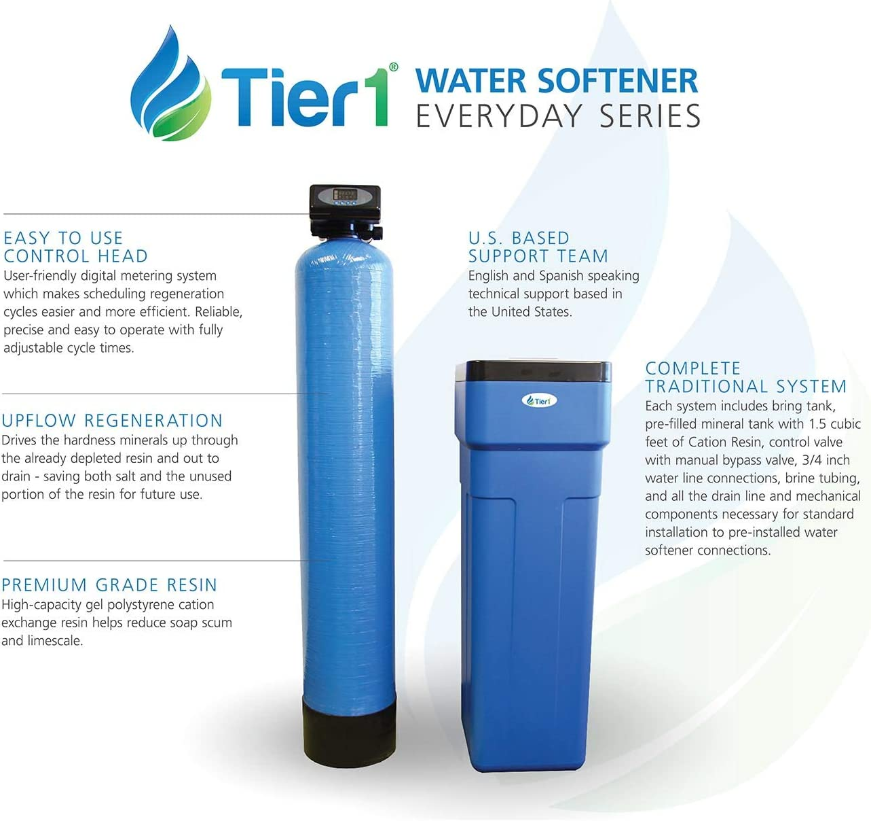 Tier1 48,000 Grain Water Softener Reviews