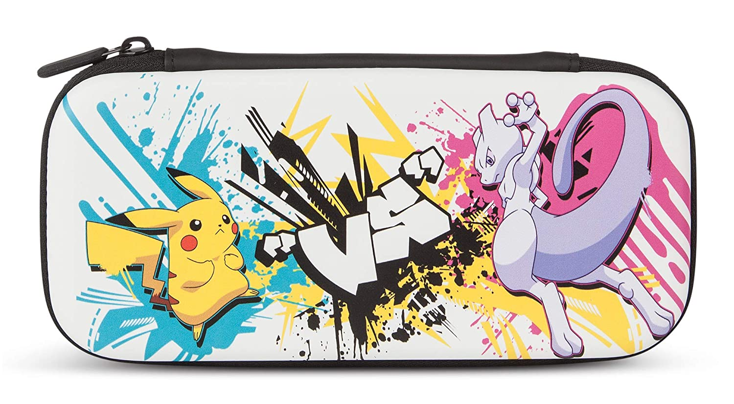 PowerA Stealth Case Kit for Nintendo Switch Lite - Pokemon Battle - Nintendo Switch