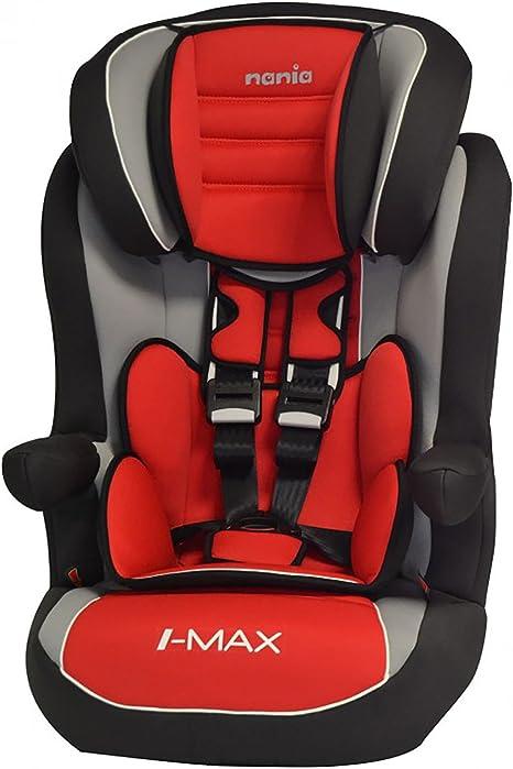 Nania Imax Group 1//2//3 Infant Highback Booster Car Seat Petrol