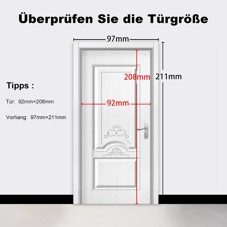 Fein Installation Neue Tür Und Rahmen Zeitgenössisch - Rahmen Ideen ...