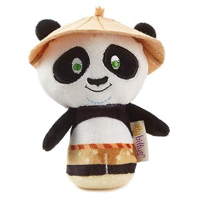 Hallmark Itty Bittys Limited Edition Po Panda: Toys & Games