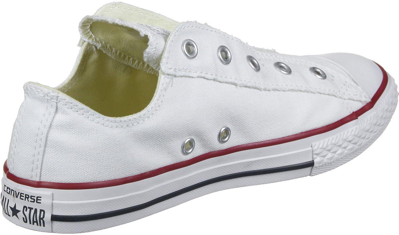Converse Chuck Taylor AS intonaco bianco bambini bianchi 3V018: Amazon.it:  Scarpe e borse