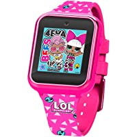 L.O.L. Surprise! Girls' Touchscreen Watch with Plastic Strap, Multicolor, 15 (Model: LOL4264AZ)