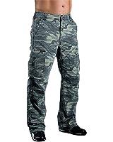 Juicy Trendz de protection Moto Pantalon Jeans Cargo Renforcé Avec Protection Aramide Doublure S016