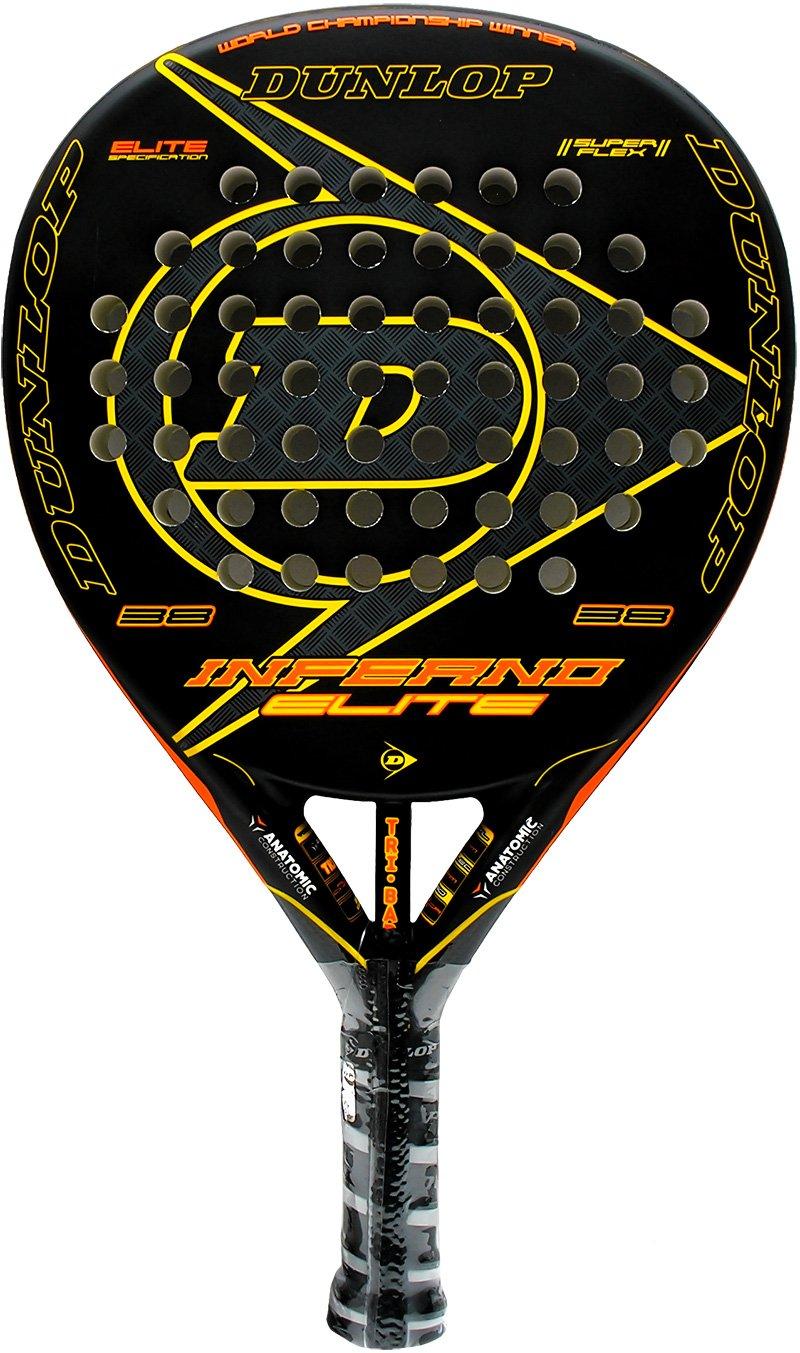 Pala de pádel Dunlop Inferno Elite Black