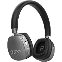 Puro Sound Labs PuroQuiet On-Ear Active Noise Cancelling Bluetooth Headphones – Lightweight Headphones for Kids – Safer Sound Studio-Grade Quality