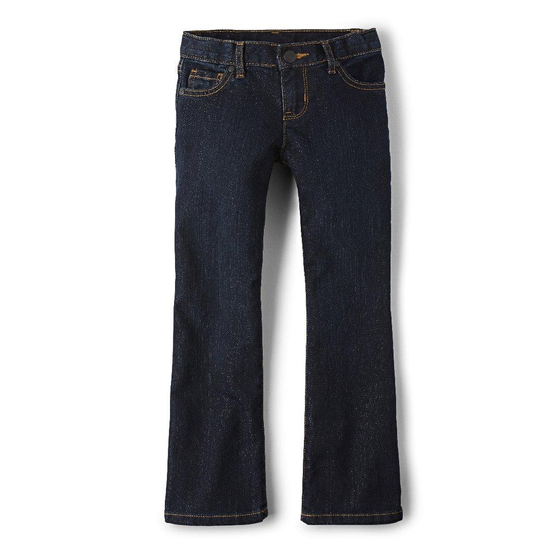 The Children's Place girls Little Girls Bootcut Jeans 1150077