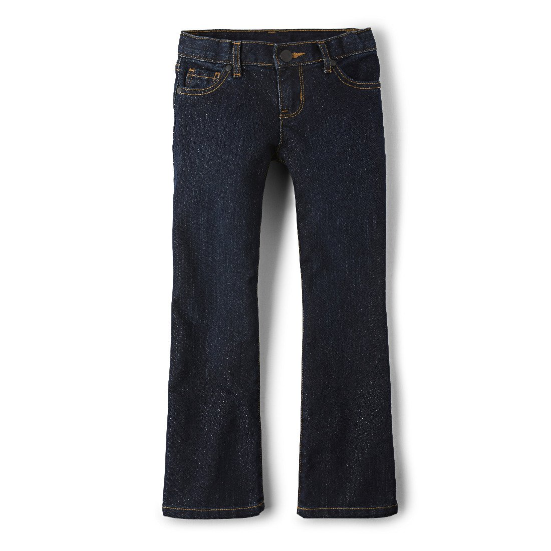 The Children's Place Big Girls' New Bootcut Jean, Odyssey, 14
