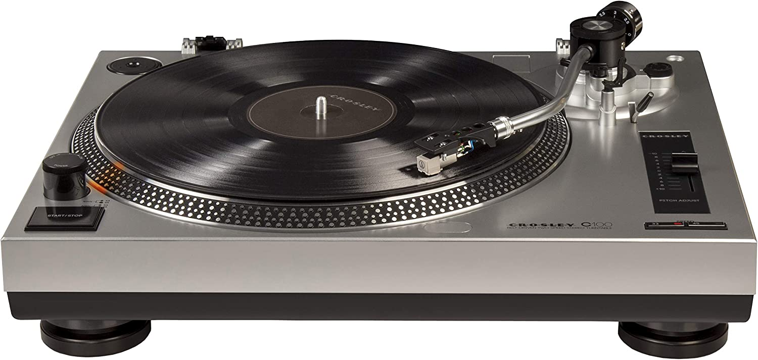 Crossley C100 Turntable
