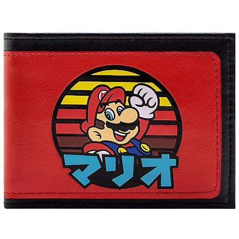 Cartera de Super Mario Nombre japonés Rojo