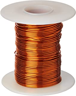 Enamel wire gauge wire center remington industries 20snsp 20 awg magnet wire enameled copper wire rh amazon com magnet wire gauge greentooth Images