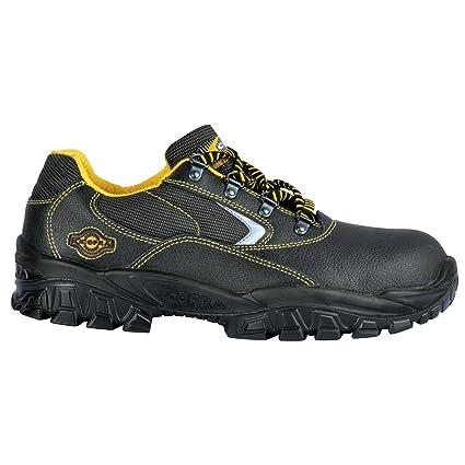 Cofra NEW Ebro S3 SRC par de zapatos de seguridad talla 36 NEGRO