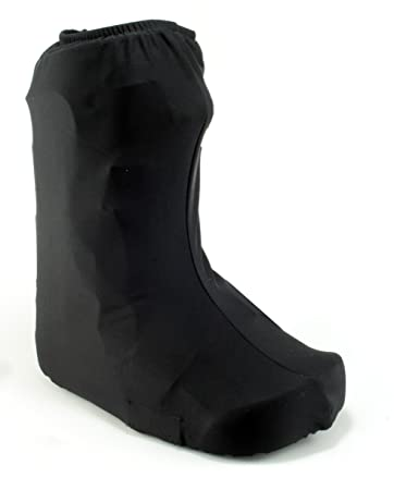 02c7c9ec4db26a My Recovers Walking Boot Cover for Medical Boot, Fashion Boot Cover in  Black, Short