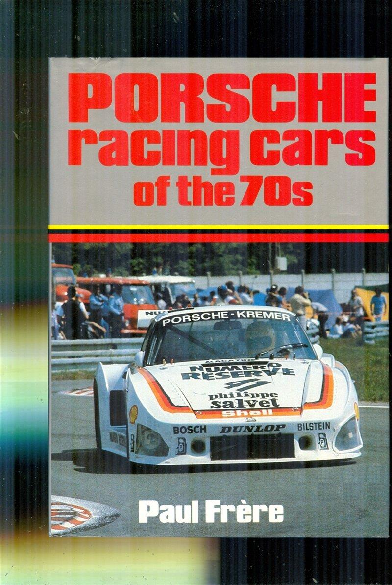 Porsche racing cars of the 70s