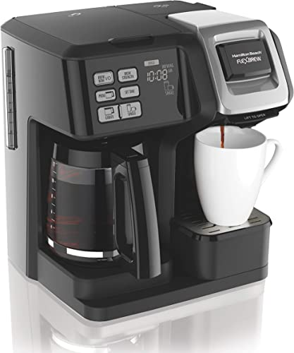 Hamilton Beach 49976 FlexBrew Coffee Maker, Single Serve