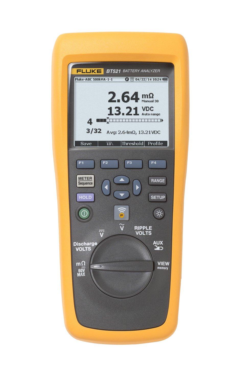 Fluke BT521 Advanced Battery Analyzer 4489996